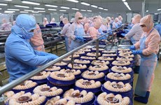 VASEP : les exportations de produits aquatiques pourraient atteindre 8,6 milliards de dollars
