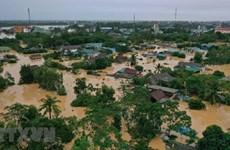 Des climatologues internationaux étudient les tempêtes violentes et inondations au Vietnam