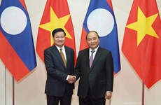 La 43e session du comité intergouvernemental Vietnam-Laos