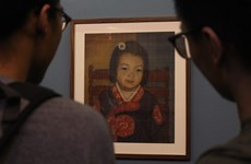 Une artiste vietnamienne organise sa première exposition personnelle à l'âge de 90 ans