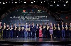 Vinamilk en tête du top 10 des entreprises durables au Vietnam 2020