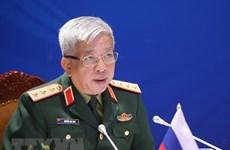 Renforcer les affaires extérieures de défense en temps de paix pour protéger la Patrie