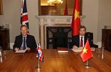 UKVFTA - un tournant dans les relations entre le Vietnam et le Royaume-Uni