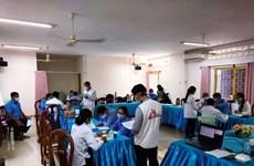 L'évolution de l'épidémie de COVID-19 au Cambodge, au Laos et aux Philippines