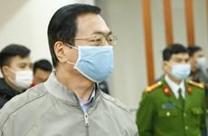Report du procès de Vu Huy Hoang et de ses complices