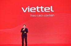 Viettel dévoile une nouvelle identité de marque