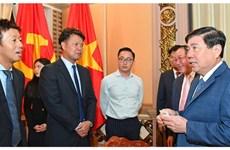 Uniqlo invité à élagir ses activités d'affaires à Ho Chi Minh-Ville