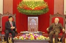 Le Vietnam prend en haute considération les relations de bon voisinage avec la Chine