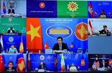 ASEAN : publication d'une déclaration du président