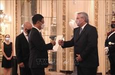 Le Vietnam est un partenaire important de l'Argentine en Asie-Pacifique