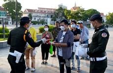 De nouveaux cas de COVID-19 détectés au Cambodge