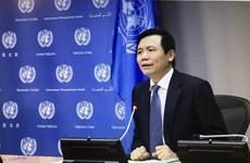 Le Vietnam assume officiellement la présidence du Conseil de sécurité de l'ONU
