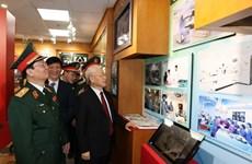 """L'Hôpital central militaire 108 reçoit le titre de """"Héros du Travail dans la période de Renouveau"""""""
