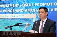 Thai Binh cherche à attirer davantage des entreprises américaines