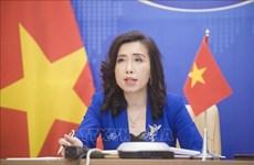 Le Vietnam demande à Taïwan (Chine) de mettre fin à ses exercices au tour de l'île de Ba Binh