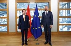 La Belgique et l'UE sont prêtes à renforcer les relations avec le Vietnam