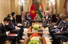 Activités du ministre vietnamien des AE en marge de la 76e Assemblée générale des Nations Unies