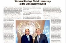 The Washington Times: le Vietnam affirme de plus en plus son rôle dans les questions mondiales