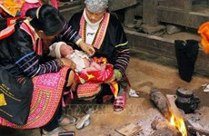 Aide étrangère pour réduire la mortalité maternelle dans les zones de minorité ethniques