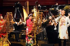 Le chef d'orchestre Dông Quang Vinh, ambassadeur de la musique