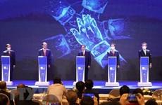 Le PM Pham Minh Chinh partage cinq priorités de la coopération dans le monde numérique