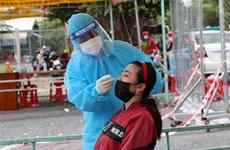 COVID-19: le Vietnam enregistre 2.949 nouveaux cas en 24 heures