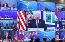 Le président américain affirme l'importance des relations ASEAN-États-Unis
