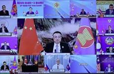 ASEAN+3 : publication d'une déclaration présidentielle