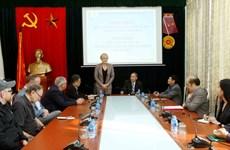 Agent orange : la VAVA accueille une délégation allemande
