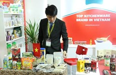 Le Vietnam participe à l'exposition alimentaire SIAL InterFood 2018 en Indonésie