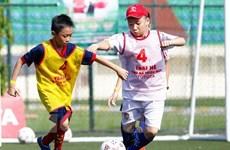 Premier tournoi de football pour enfants défavorisés prévu en 2019