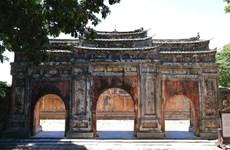 Restauration d'ouvrages du Palais Phung Tien, à Dai Nôi de Hue