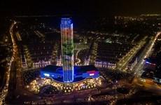 Le complexe commercial et hôtelier le plus haut du Nord-Est inauguré