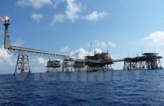 L'exploitation du pétrole et du gaz dépasse le plan en janvier
