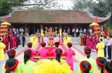 Phu Tho rend hommage à Âu Co, la mère de la nation vietnamienne