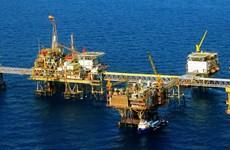 Vietsovpetro salue le premier flux de pétrole du gisement de Ca Tam