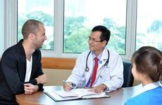 Les services de santé vietnamiens attirent des étrangers