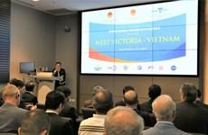 Le Vietnam et l'Australie promeuvent la coopération économique entre les localités