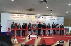 Ouverture de l'exposition sur l'industrie maritime INMEX Vietnam 2019