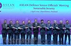 Le Vietnam à une réunion des hauts officiels de la défense de l'ASEAN