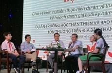 Partage des expériences dans la protection des enfants vulnérables à Ho Chi Minh-Ville