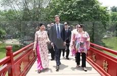 Elargir et approfondir les relations de coopération Vietnam-Pays-Bas