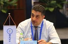 Les délégués de l'OANA 44 impressionnés du développement de Hanoï
