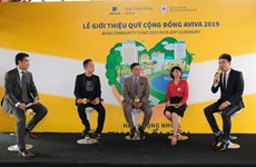 Le Fonds communautaire Aviva parraine 50 projets de responsabilité sociale au Vietnam
