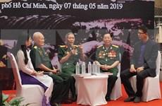 Activités à Ho Chi Minh-Ville pour marquer deux grands anniversaires