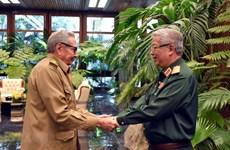 Le Vietnam et Cuba renforcent leurs liens dans la défense