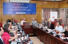 Une table ronde sur la coopération entre les entreprises vietnamiennes et américaines