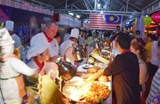Ouverture de la fête gastronomique internationale de Da Nang 2019