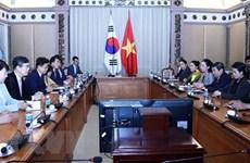 Renforcement des relations entre HCM-Ville et la province sud-coréenne Daegu Gyeongbuk