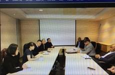 Le Vietnam et l'Afrique du Sud discutent de l'élaboration d'un accord de libre-échange